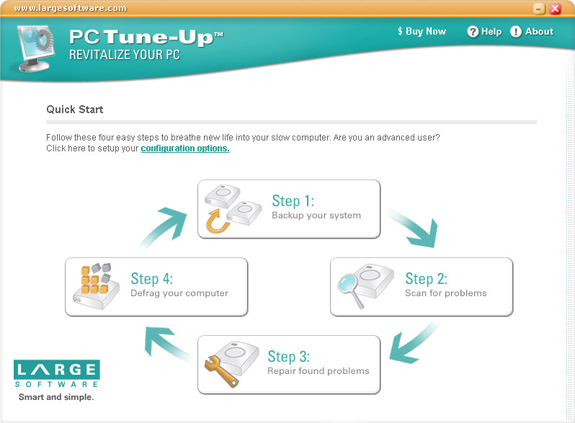 PC Tune-Up Screenshot