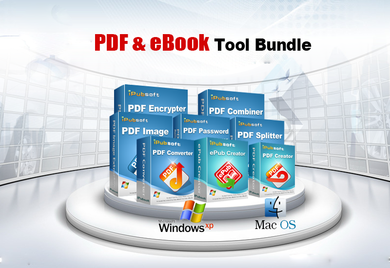 PDF & eBook 8 Tools Bundle Screenshot