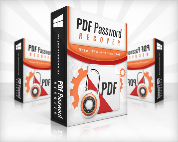 PDF Password Recover (Lifetime License) Screenshot