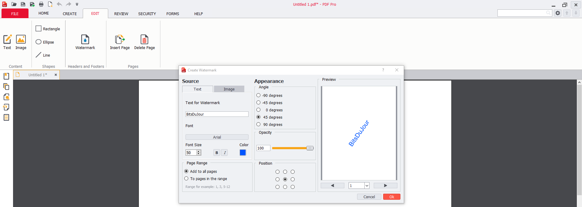 PDF Pro Screenshot 9