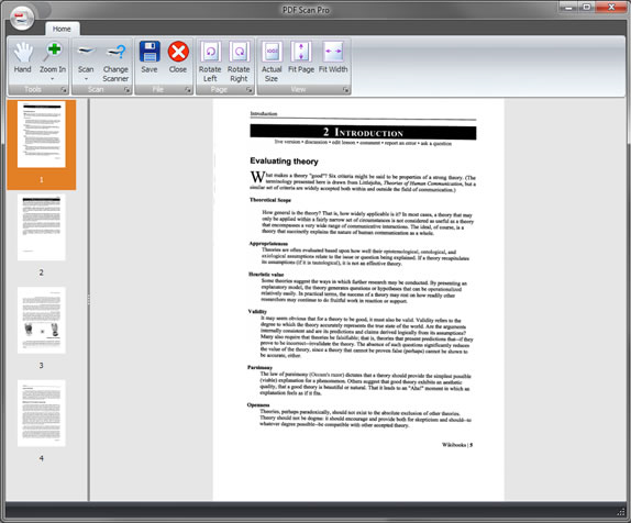 PDF Scan Pro Screenshot