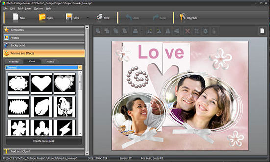 Photo Collage Maker Pro Art Technique Software 30 Off Pc