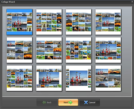 ams software photo collage creator gratuit