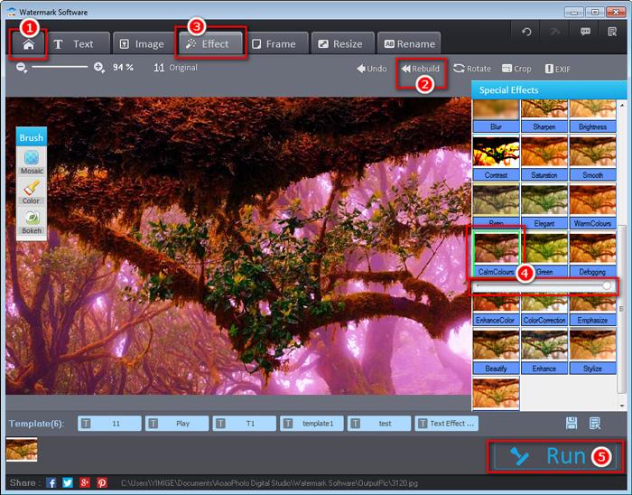 Design, Photo & Graphics Software, Photo Watermark Software Screenshot