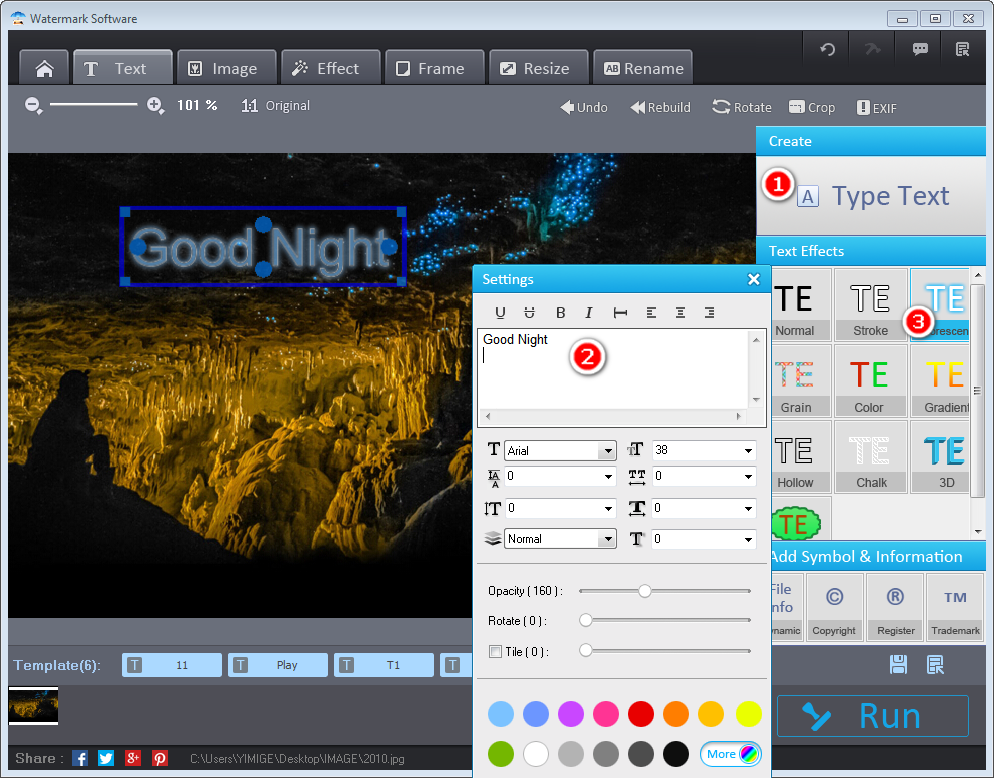 5 Free Software to add Watermark to Images