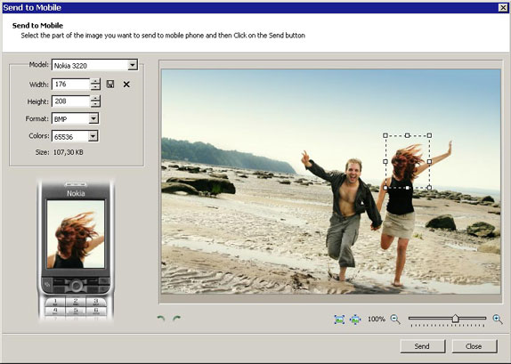 Design, Photo & Graphics Software, PicaJet FX Screenshot