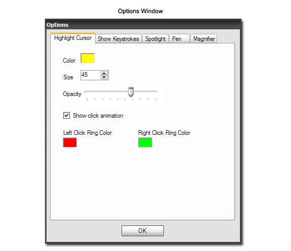 Business & Finance Software, PointerFocus Screenshot