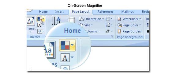 Presentation Software, PointerFocus Screenshot