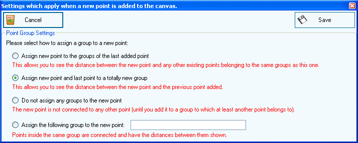 Points On A Canvas Screenshot 8