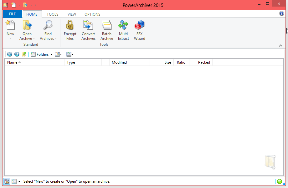 File Management Software Screenshot