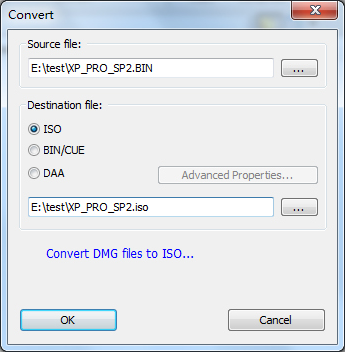 PowerISO, Video Software Screenshot