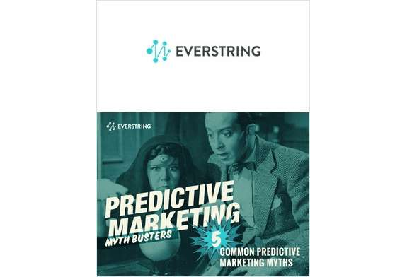 Predictive Marketing Myth Busters Screenshot