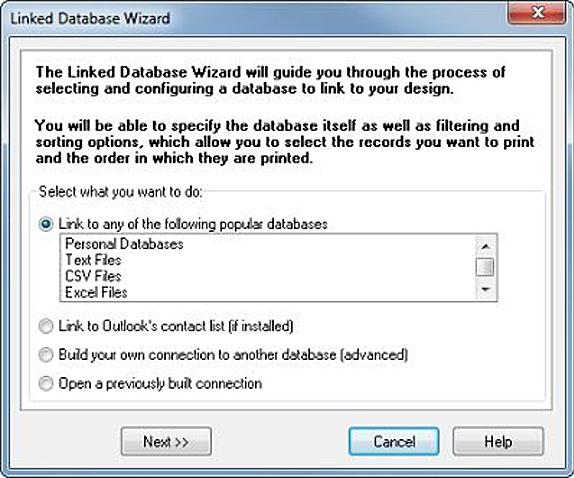 Graphic Design Software, Print Designer GOLD Screenshot