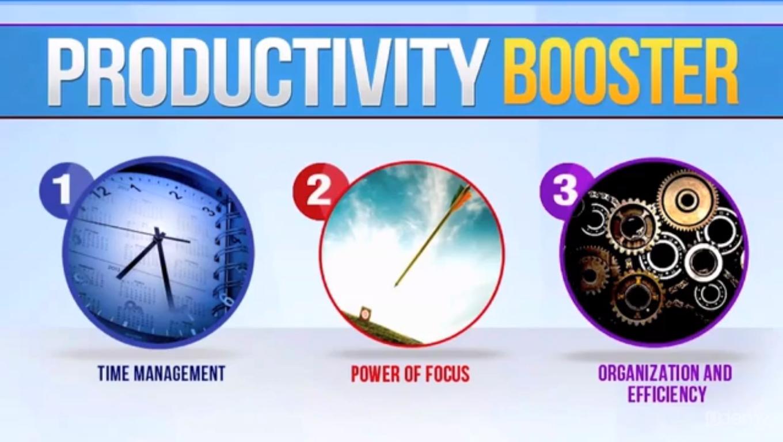 Productivity Booster Screenshot