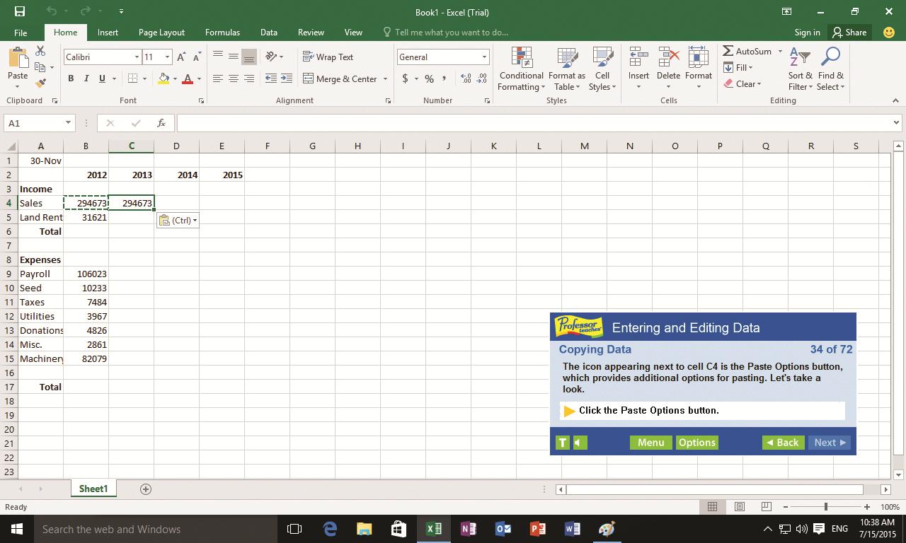 Excel 2016 Best Deal
