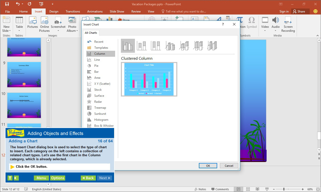 Professor teaches powerpoint 2016 learning and courses software professor teaches powerpoint 2016 learning and courses software screenshot baditri Image collections