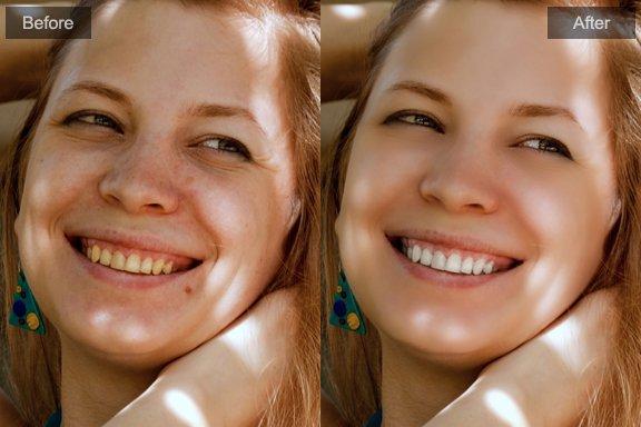 Photo Editing Software, PT Portrait Screenshot