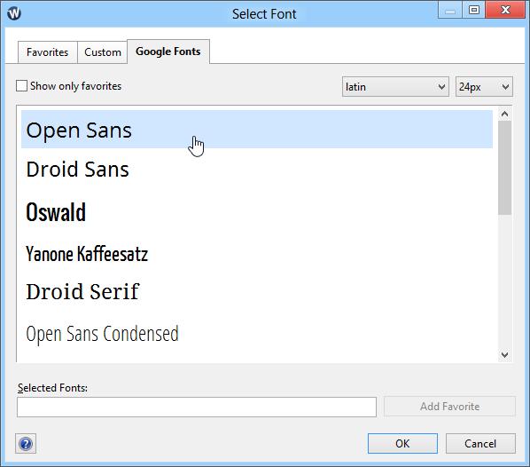 Code Editor Software, Rapid CSS 2015 Screenshot