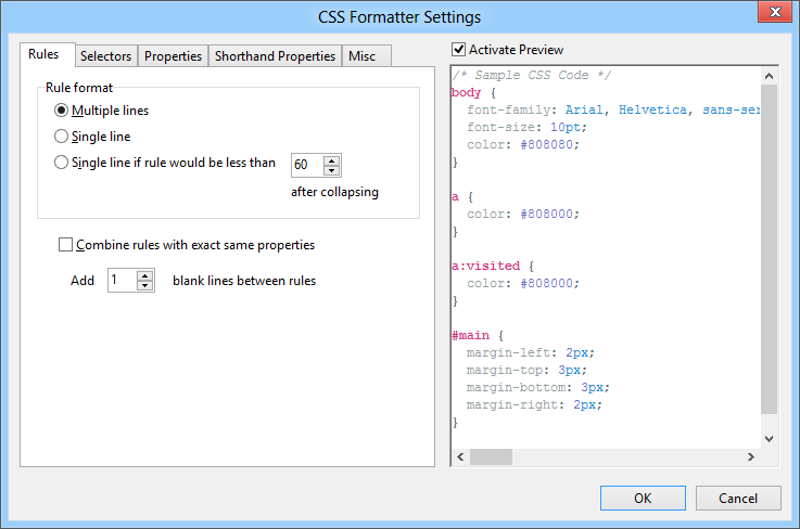 Rapid CSS 2015 Screenshot 10