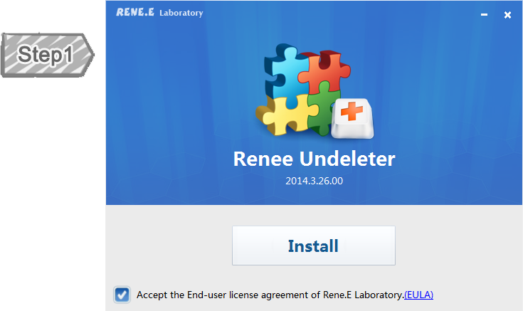 Renee Undeleter Mac Version Screenshot