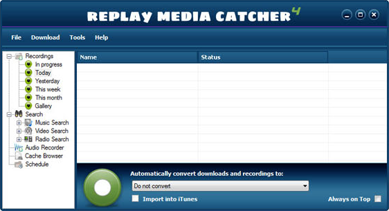 replay media catcher for mac free download