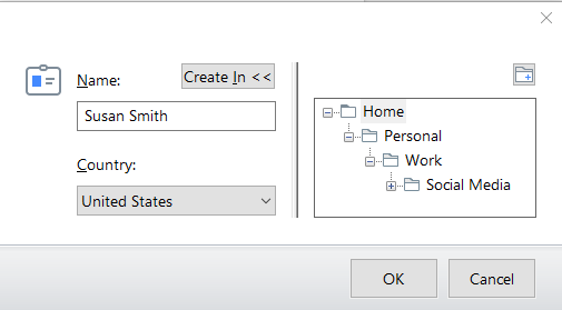 Access Restriction Software, RoboForm Everywhere Screenshot