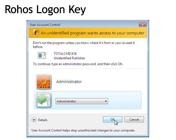 Rohos logon key pro rohos disk encryption pro encryption rohos logon key pro rohos disk encryption pro screenshot fandeluxe Image collections