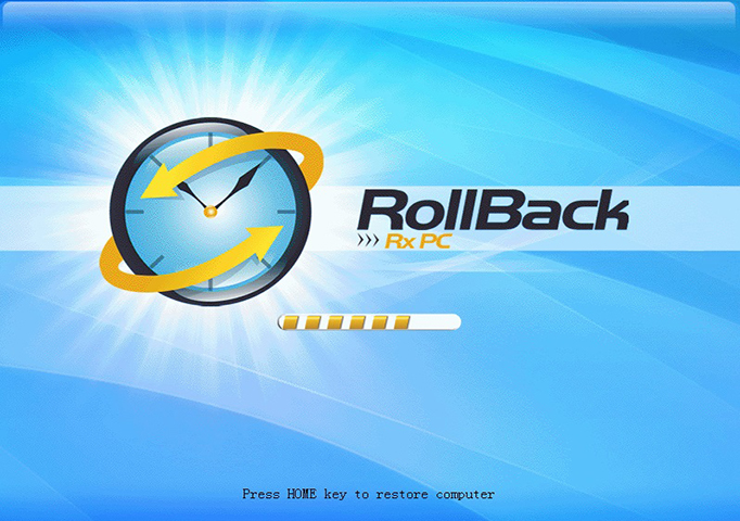 RollBack Rx Professional Screenshot