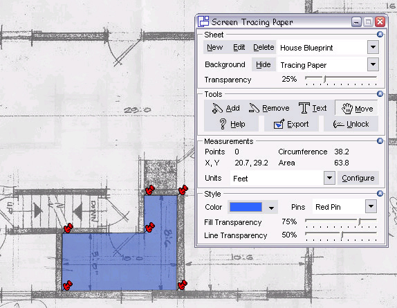 Screen tracing paper measurement software 40 off for pc screen tracing paper screenshot malvernweather Choice Image