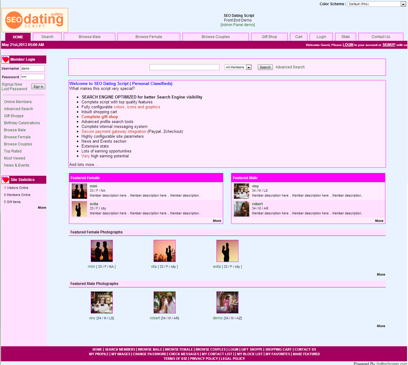 open source dating software free