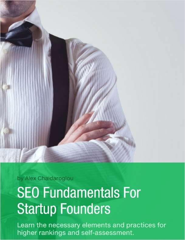 SEO Fundamentals For Startup Founders Screenshot
