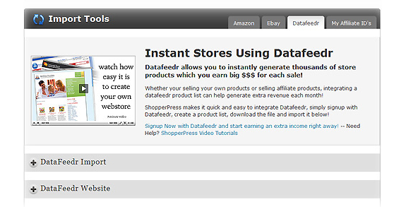 ShopperPress - Wordpress Shopping Cart Screenshot 8