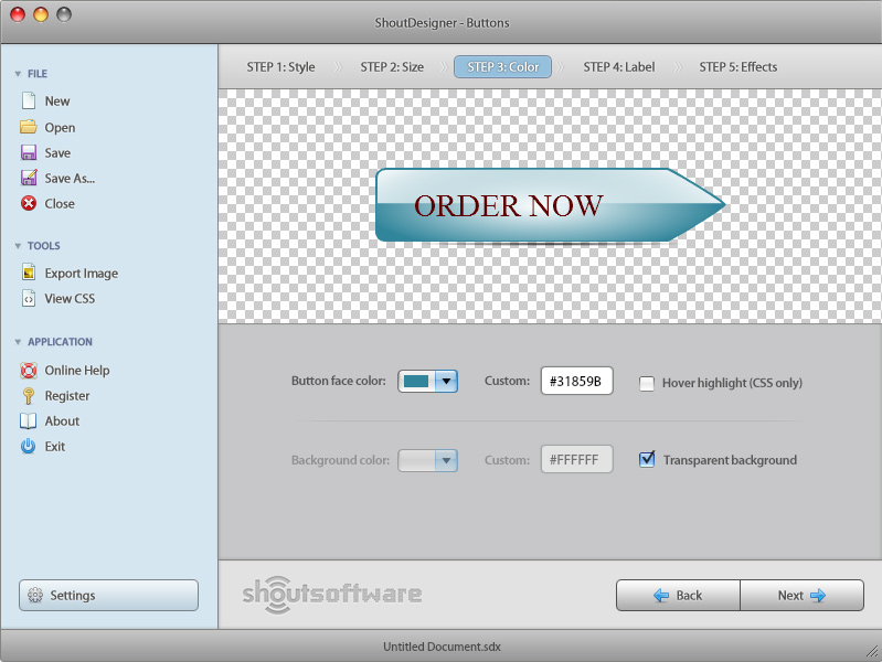 Shoutdesigner graphic design software download for mac pc for Wohnung design software mac