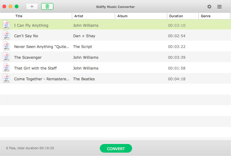 Free Audio CD To MP3 Converter convert CD audio to MP3