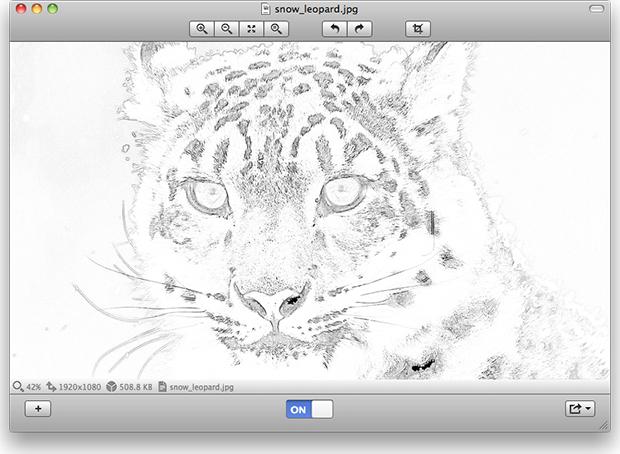 SketchPen, Graphic Design Software Screenshot