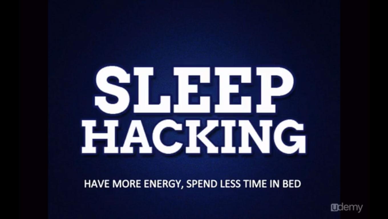 Sleep Hacking Screenshot