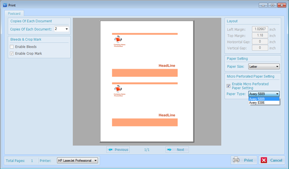 SlimPublisher Screenshot 8