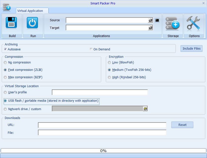 Smart Packer Pro Screenshot
