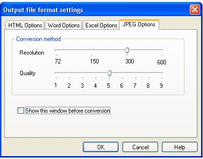 Business & Finance Software, Smart PDF Converter Screenshot