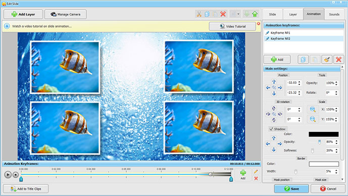 Smartshow 3d deluxe slideshow software 30 off for pc 3d graphic design software