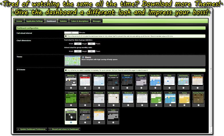 Network Software, SMTPing Screenshot