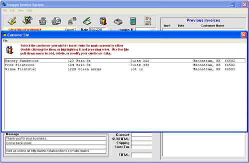 invoice software download