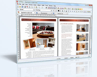 SoftMaker Office 2012 for Windows Screenshot