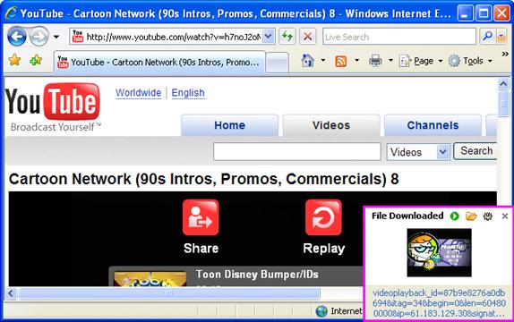 Sothink Web Video Downloader, Video Software Screenshot