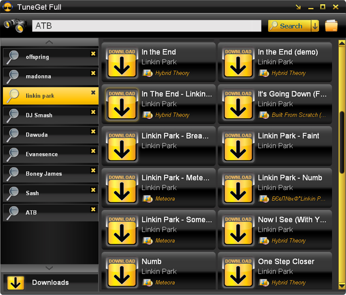 SoundTaxi Media Suite Screenshot