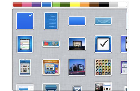 Sparkbox, Graphic Design Software Screenshot