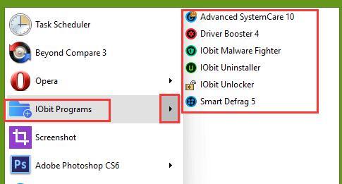 Start Menu 8, Desktop Customization Software, Desktop Enhancements Software Screenshot