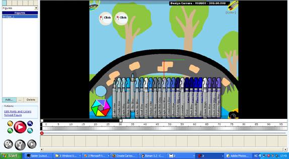 7 Stick Figure Animation Tools like dot stick circle