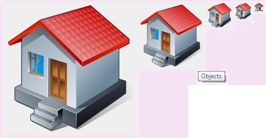 Stock Icons Bundle, Icons Software Screenshot
