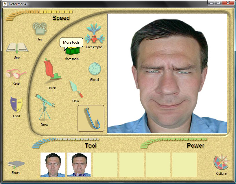 STOIK Deformer Screenshot